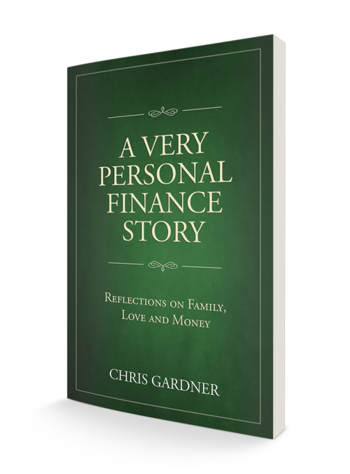 A Very Personal Finance Story book cover image