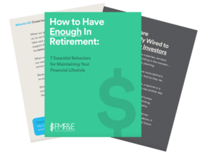 How to Have Enough in Retirement